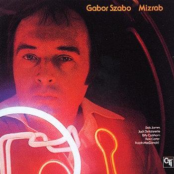 GABOR SZABO - Mizrab cover