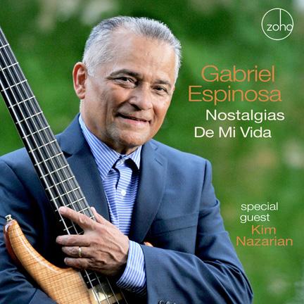 GABRIEL ESPINOSA - Nostalgias De Mi Vida cover