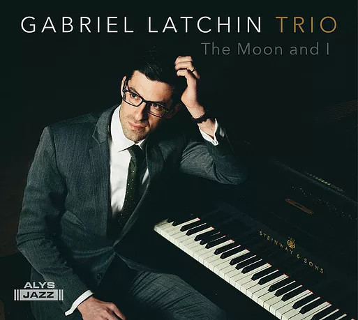 GABRIEL LATCHIN - Moon And I cover