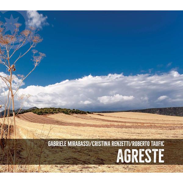 GABRIELE MIRABASSI - Agreste cover