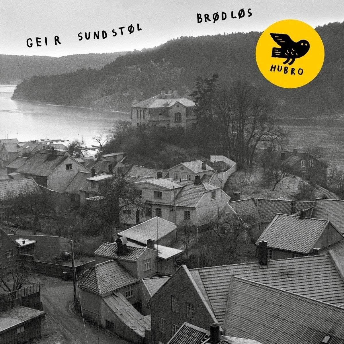 GEIR SUNDSTØL - Brødløs cover
