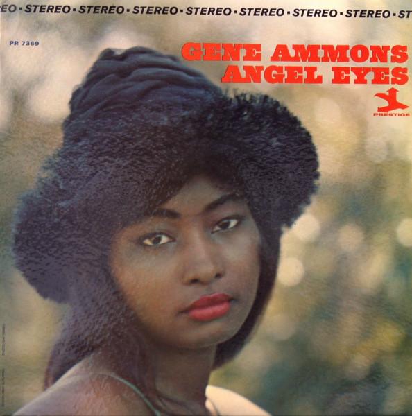 GENE AMMONS - Angel Eyes cover