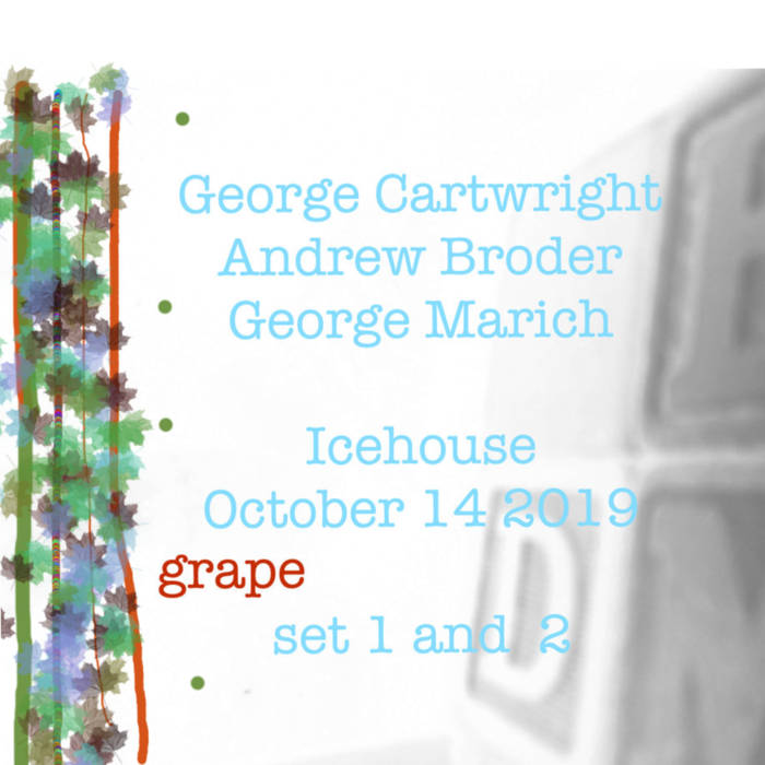 GEORGE CARTWRIGHT - Grape cover