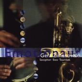 GERT ZIMANOWSKI - Emotionaut cover
