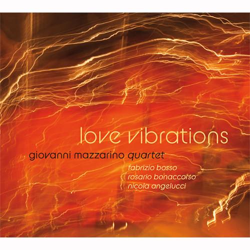 GIOVANNI MAZZARINO - Love Vibrations cover