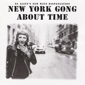 GONG - About Time (as New York Gong) cover