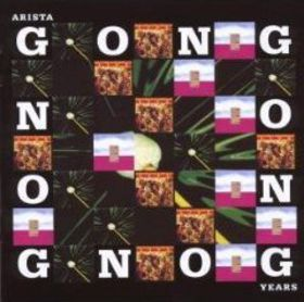 GONG - Arista Years cover