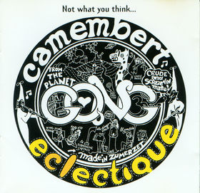 GONG - Camembert Eclectique cover
