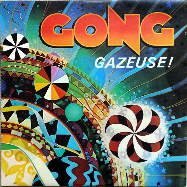 GONG - Gazeuse! (aka Expresso) cover