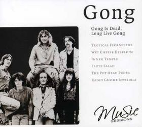 GONG - Gong Is Dead, Long Live Gong cover