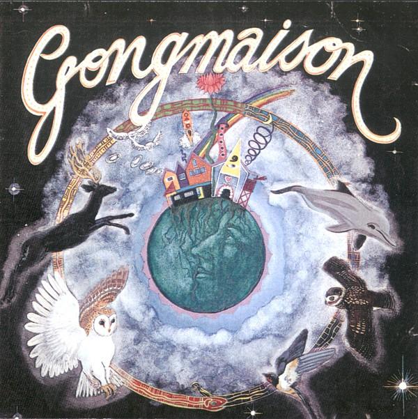 GONG - Gongmaison cover