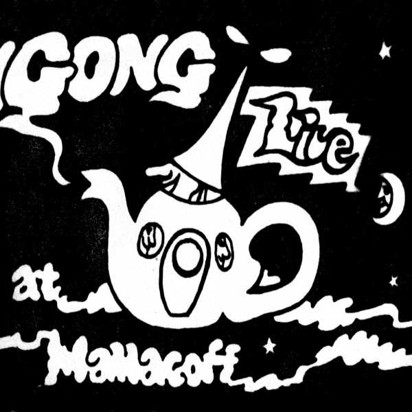 GONG - Live At Mallacoff cover