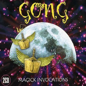 GONG - Magick Invocations cover