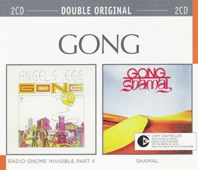 GONG - Radio Gnome Invisible Part II / Shamal cover