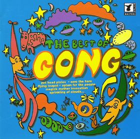 GONG - The Best of Gong cover