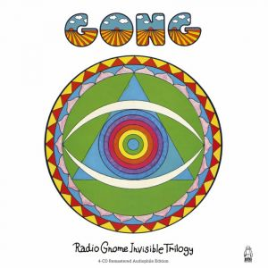 GONG - The Radio Gnome Invisible Trilogy cover