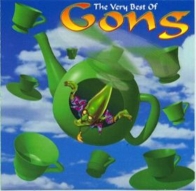 GONG - The Very Best of Gong cover