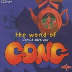 GONG - The World of Daevid Allen and Gong cover