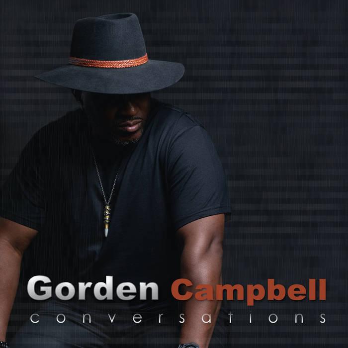 GORDEN CAMPBELL - Conversations cover