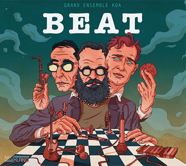 GRAND ENSEMBLE KOA - Beat cover
