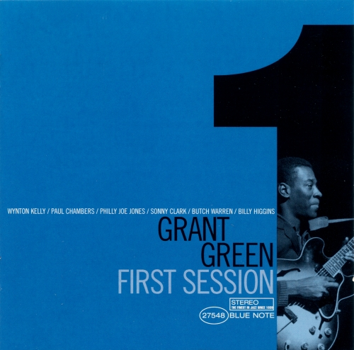 GRANT GREEN - First Session cover