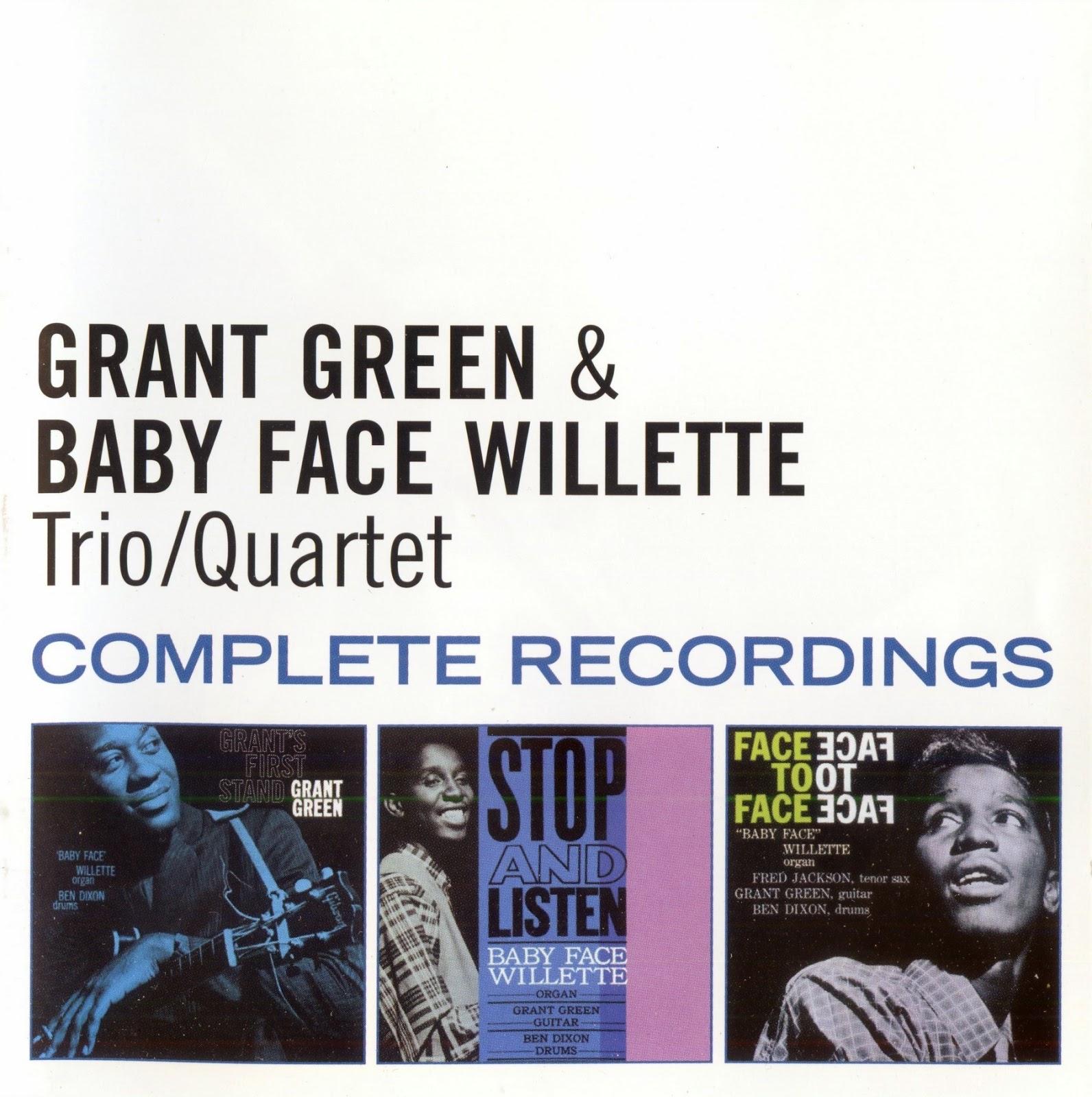 GRANT GREEN - Grant Green %