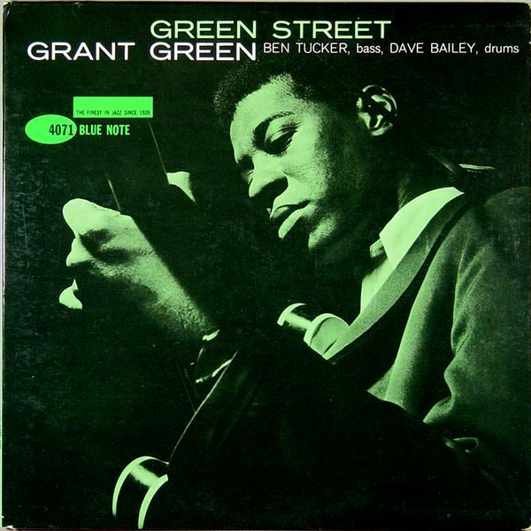 GRANT GREEN - Green Street cover