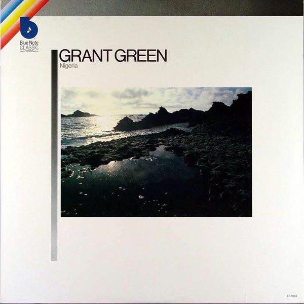GRANT GREEN - Nigeria cover