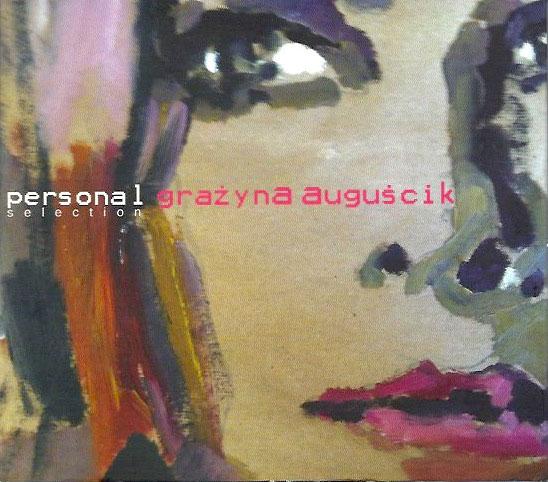 GRAŻYNA AUGUŚCIK - Personal Selection cover