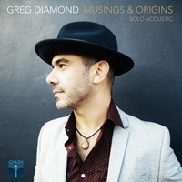 GREG DIAMOND - Musings & Origins cover