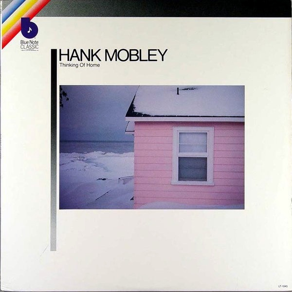 HANK MOBLEY - Thinking Of Home cover