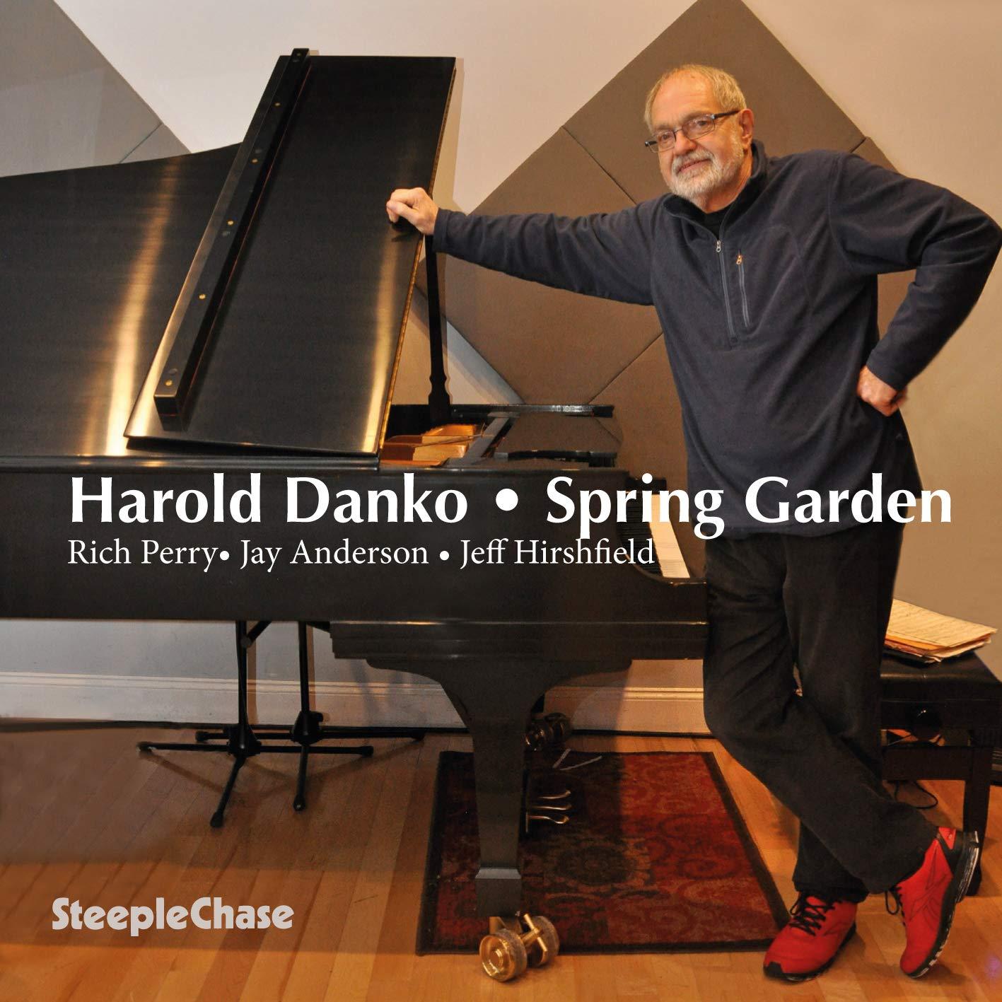 HAROLD DANKO - Spring Garden cover