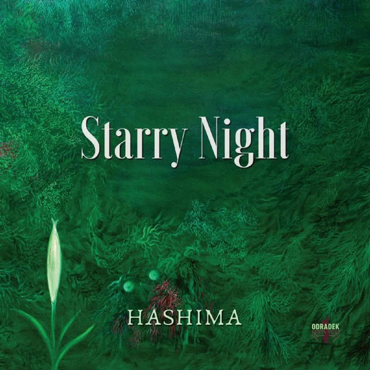 HASHIMA - Starry Night cover