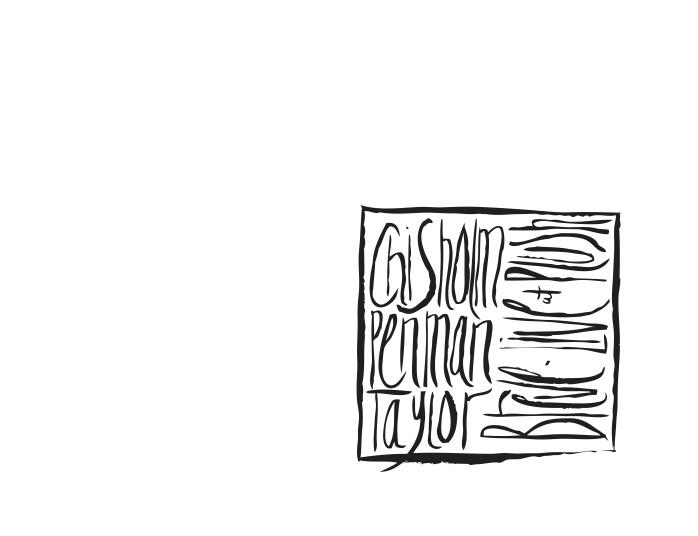 HAYDEN CHISHOLM - Hayden Chisholm, John Taylor, Matt Penman : Breve Live at Plush cover