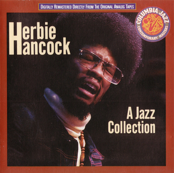 HERBIE HANCOCK - A Jazz Collection cover