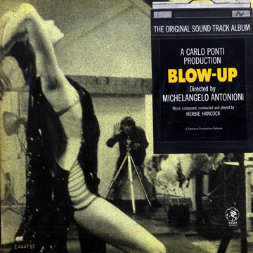 HERBIE HANCOCK - Blow-Up (OST) cover