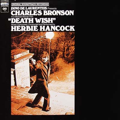 HERBIE HANCOCK - Death Wish (OST) cover