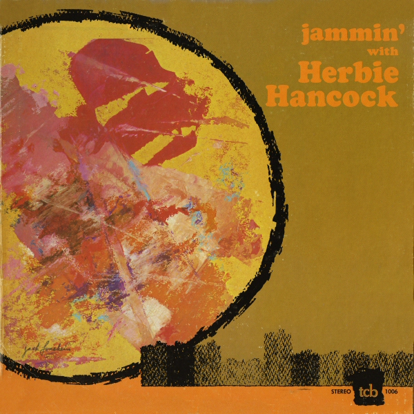 HERBIE HANCOCK - Jammin' With Herbie (aka Rock Your Soul aka Voyager) cover