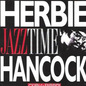 HERBIE HANCOCK - Jazz Time cover