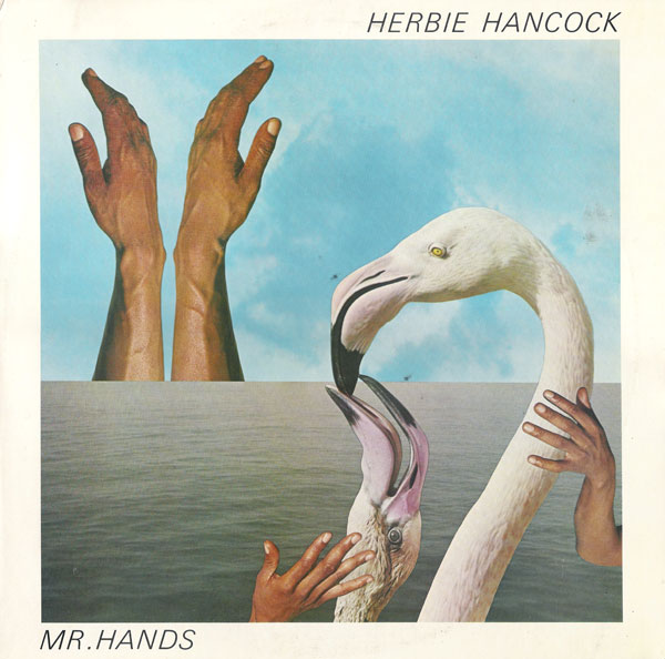 HERBIE HANCOCK - Mr. Hands cover