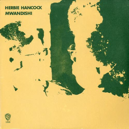 HERBIE HANCOCK - Mwandishi cover