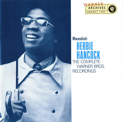 HERBIE HANCOCK - Mwandishi: Complete Warner Bros. Recordings cover