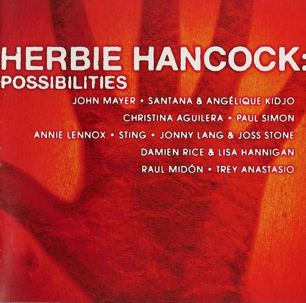 HERBIE HANCOCK - Possibilities cover