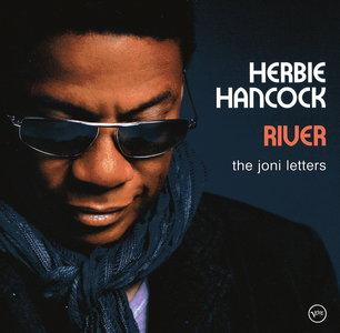 HERBIE HANCOCK - River: The Joni Letters cover