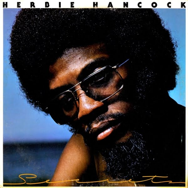 HERBIE HANCOCK - Secrets cover