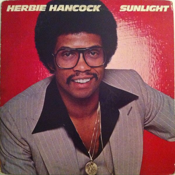 HERBIE HANCOCK - Sunlight cover