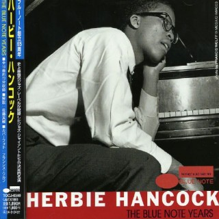 HERBIE HANCOCK - The Blue Note Years cover