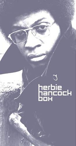 HERBIE HANCOCK - The Herbie Hancock Box (The Columbia Years) cover