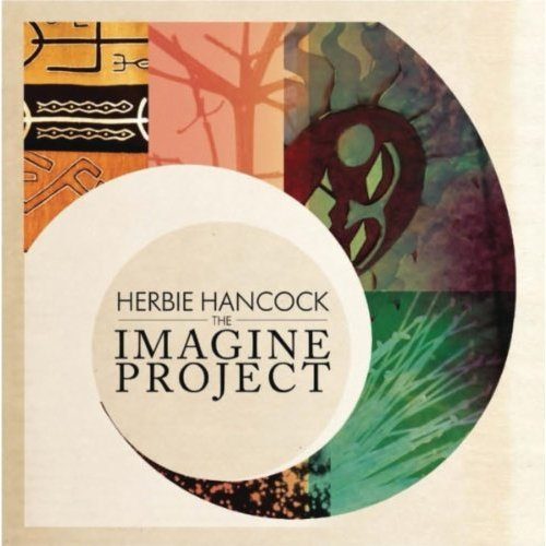 HERBIE HANCOCK - The Imagine Project cover