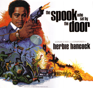 HERBIE HANCOCK - The Spook Who Sat by the Door (OST) cover